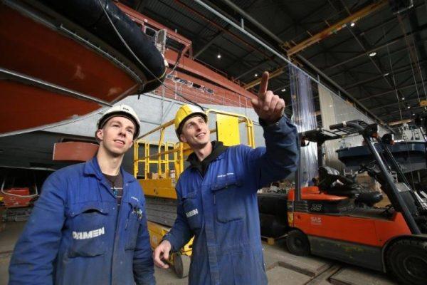 Grote tekorten aan technisch personeel in Nederland